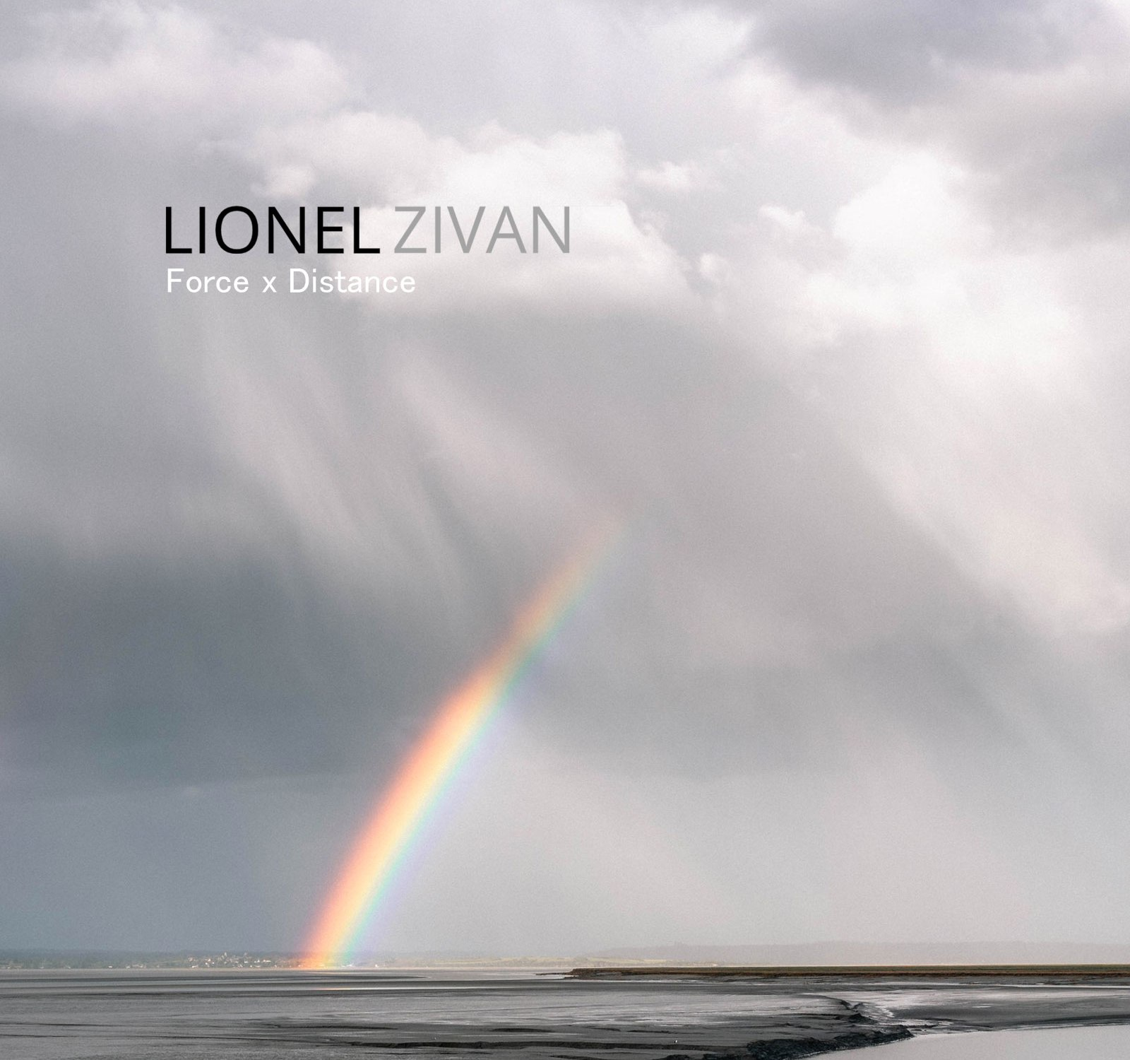 Lionel Zivan - Force x Distance album cover